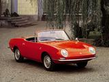 Fiat 850 Spider 1965–68 pictures