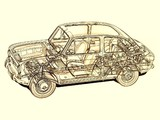 Images of Fiat 850 1964–68