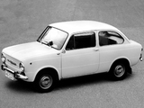 Photos of Fiat 850 1964–68