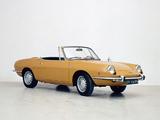 Photos of Fiat 850 Sport Spider 1968–72