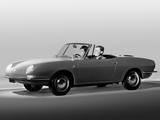 Fiat 850 Spider 1965–68 wallpapers