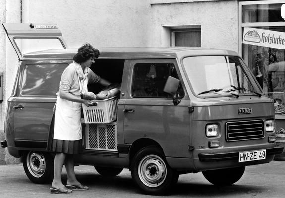 Fiat 900e Van 198085 Images