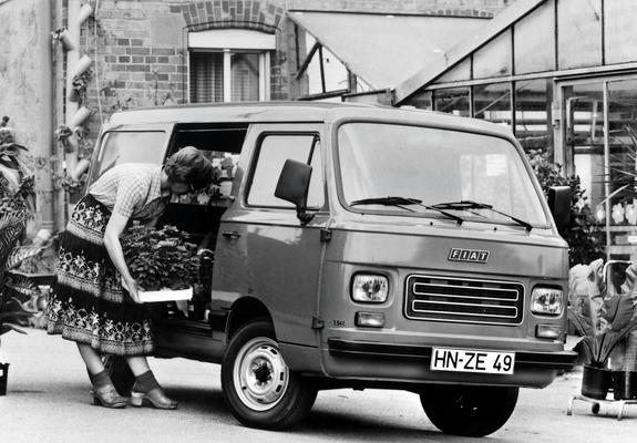 Fiat 900e Van 198085 Photos