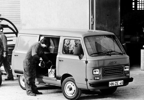 Images Of Fiat 900e Van 198085