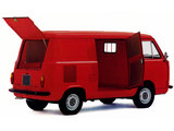 Photos of Fiat 900T Van 1976–80