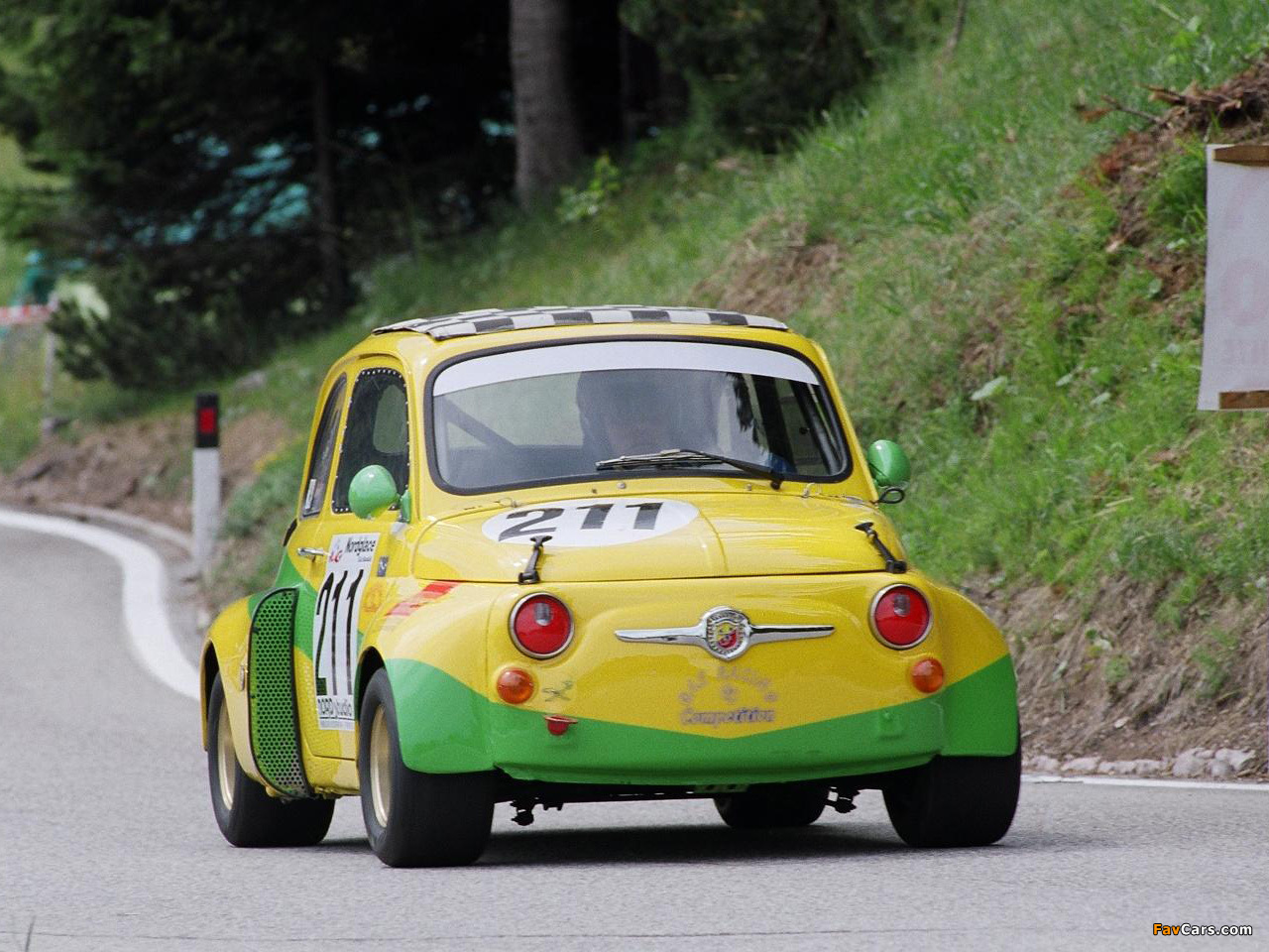 Fiat Abarth 2000 1964 wallpapers (1280 x 960)