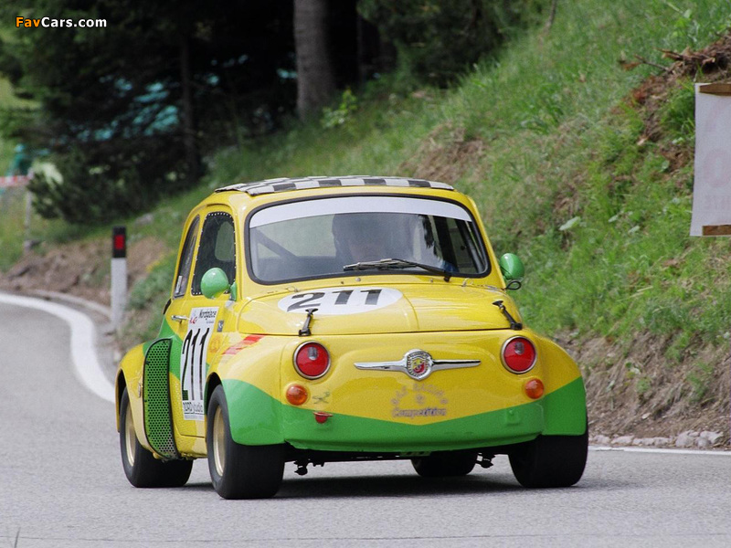 Fiat Abarth 2000 1964 wallpapers (800 x 600)