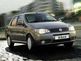 Fiat Albea 2004 pictures