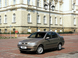 Photos of Fiat Albea 2002–04