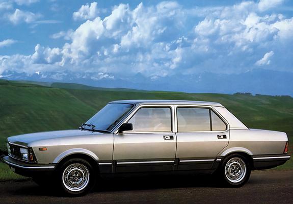 Fiat Argenta 198183 Pictures