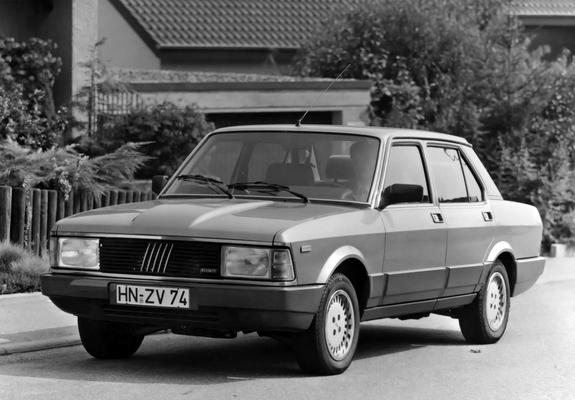 Fiat Argenta 198386 Images