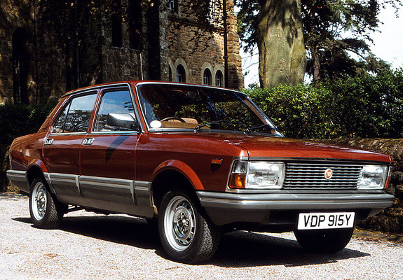 Pictures Of Fiat Argenta Uk Spec 198183