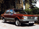Pictures of Fiat Argenta UK-spec 1981–83
