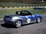 Photos of Fiat Barchetta Trofeo Concept by Maggiora 1996