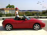 Photos of Fiat Barchetta (183) 2003–05