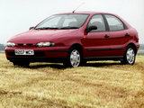 Images of Fiat Brava UK-spec (182) 1995–2001
