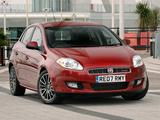 Images of Fiat Bravo Sport UK-spec (198) 2007–10