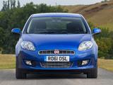 Pictures of Fiat Bravo UK-spec (198) 2010