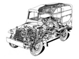Fiat Campagnola 1951–73 pictures