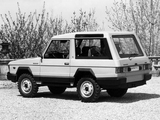 Images of Moretti-Fiat Campagnola 2000 Sporting 4x4 1978