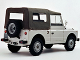 Pictures of Fiat Campagnola 1974–79