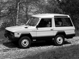 Moretti-Fiat Campagnola 2000 Sporting 4x4 1978 wallpapers