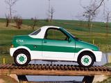 Stola Fiat Cinquecento Cita (170) 1992 images