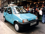 Fiat Cinquecento UK-spec (170) 1993–98 images
