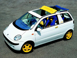 Fiat Lucciola Concept (170) 1993 images