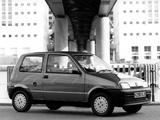 Fiat Cinquecento UK-spec (170) 1993–98 images