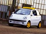 Fiat Lucciola Concept (170) 1993 photos