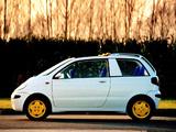 Fiat Lucciola Concept (170) 1993 pictures