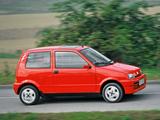 Fiat Cinquecento Sporting (170) 1994–98 images