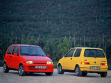 Fiat Cinquecento Sporting (170) 1994–98 photos