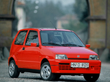 Fiat Cinquecento Sporting (170) 1994–98 wallpapers