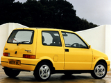 Fiat Cinquecento Sporting UK-spec (170) 1995–98 images