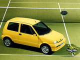 Fiat Cinquecento Sporting UK-spec (170) 1995–98 pictures