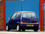 Fiat Cinquecento Sporting UK-spec (170) 1995–98 pictures