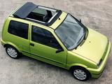 Fiat Cinquecento Soleil UK-spec (170) 1996–97 photos