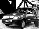 Images of Fiat Cinquecento UK-spec (170) 1993–98