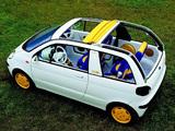 Photos of Fiat Lucciola Concept (170) 1993