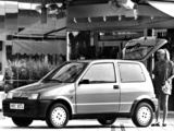 Pictures of Fiat Cinquecento (170) 1992–98