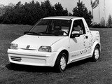 Pictures of Fiat Cinquecento 4x4 Pick-up (170) 1992