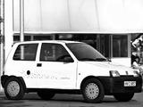 Pictures of Fiat Cinquecento Elettra (170) 1992–96