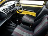 Pictures of Fiat Cinquecento Sporting UK-spec (170) 1995–98