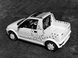 Fiat Cinquecento 4x4 Pick-up (170) 1992 wallpapers