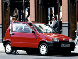 Fiat Cinquecento UK-spec (170) 1993–98 wallpapers