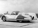 Fiat Turbina Prototype 1954 pictures