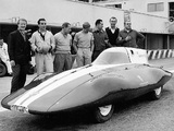 Fiat Abarth Record Car 1956 images