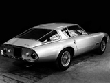 Ghia G230S Prototipo 1963 pictures